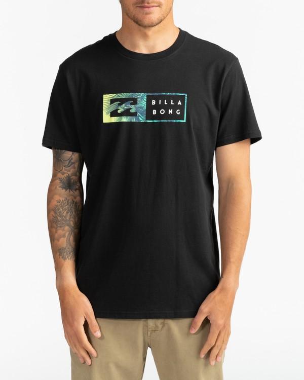 0 Inversed - T-Shirt for Men Black U1SS61BIF0 Billabong