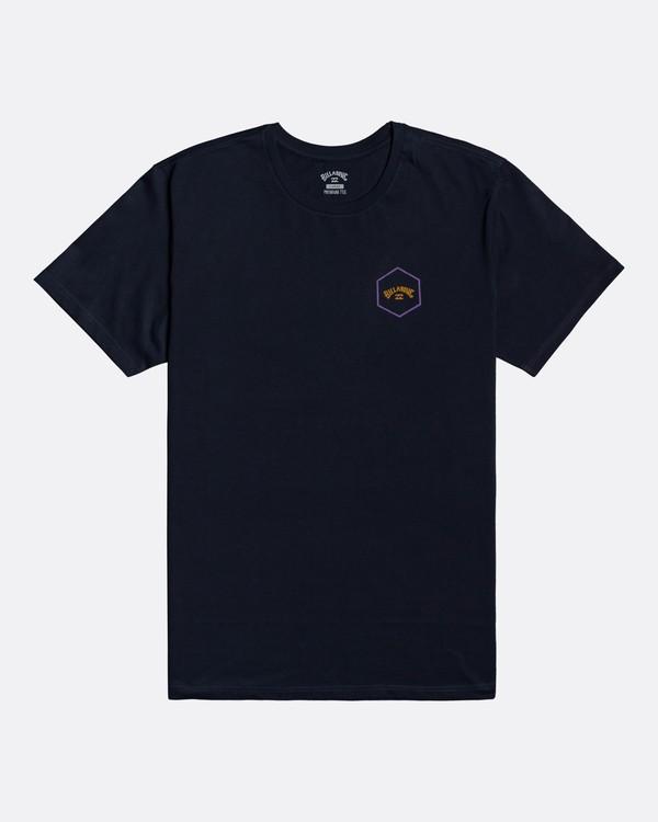 0 Access Back - Camiseta para Hombre Azul U1SS66BIF0 Billabong