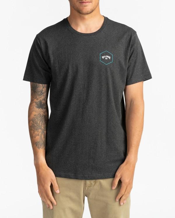 0 Access Back - T-shirt pour Homme Noir U1SS66BIF0 Billabong