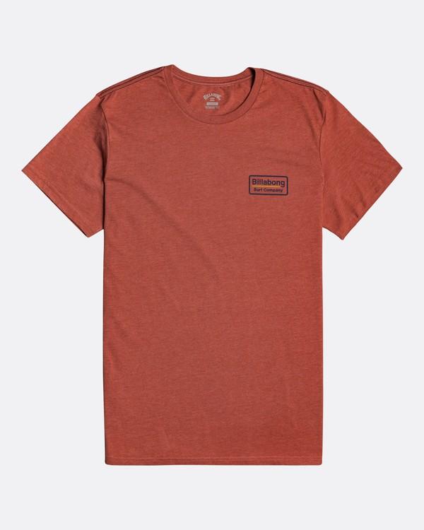 0 Utility - Camiseta para Hombre  U1SS68BIF0 Billabong