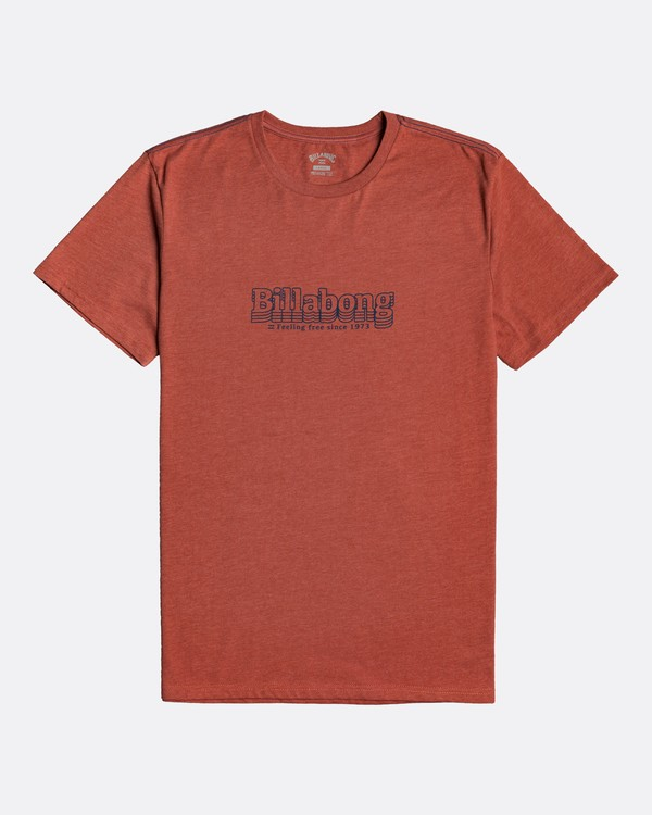 0 Capture - Camiseta para Hombre  U1SS70BIF0 Billabong