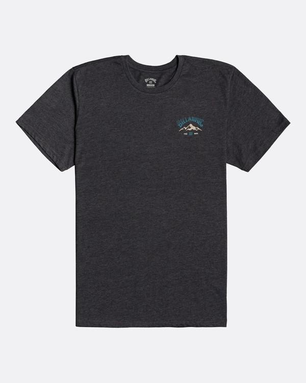 0 Arch Peak - Camiseta para Hombre Negro U1SS74BIF0 Billabong