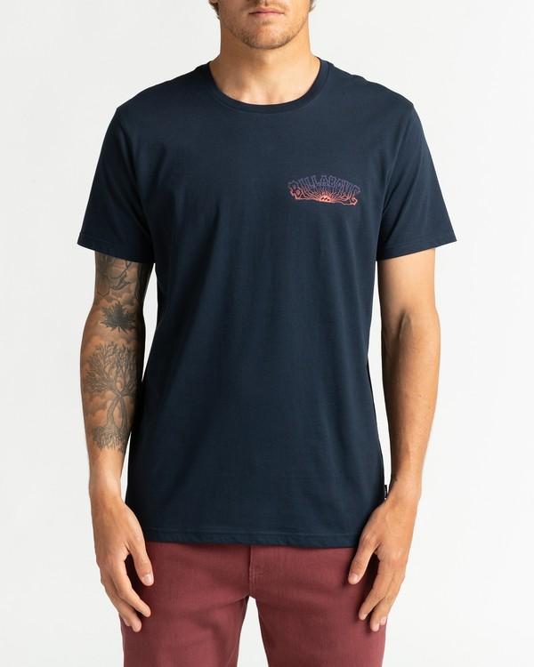 0 Okapi - T-shirt pour Homme Bleu U1SS76BIF0 Billabong