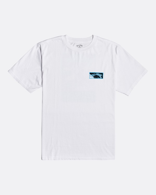 0 Past Love - Camiseta para Hombre Blanco U1SS85BIF0 Billabong