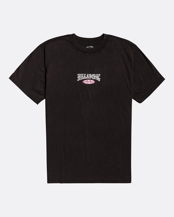 0 Aussie Surf Co - Camiseta para Hombre Negro U1SS89BIF0 Billabong
