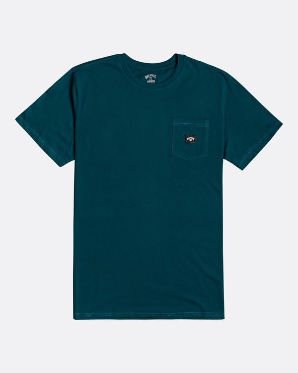 0 Stacked - T-Shirt für Männer  U1SS99BIF0 Billabong