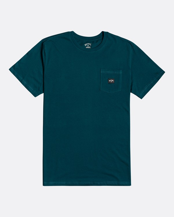 0 Stacked - Camiseta para Hombre  U1SS99BIF0 Billabong