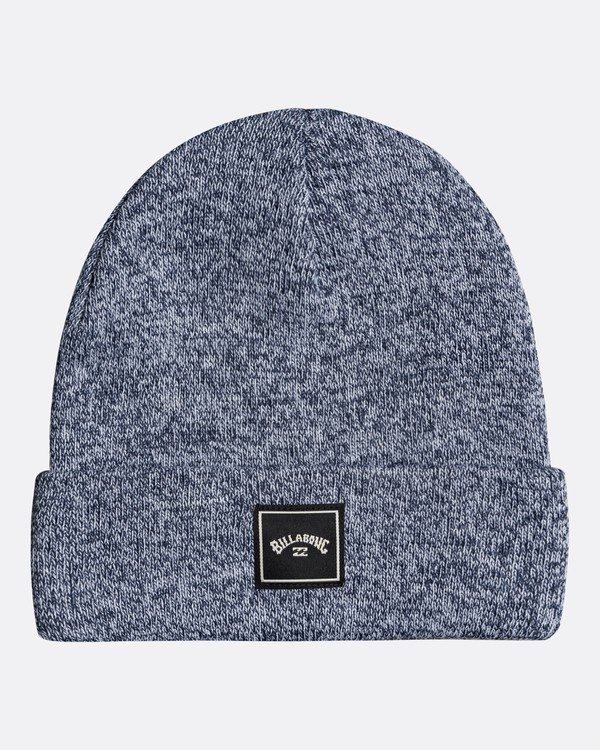 0 Stacked Heather - Gorro para Chicos Azul U2BN07BIF0 Billabong