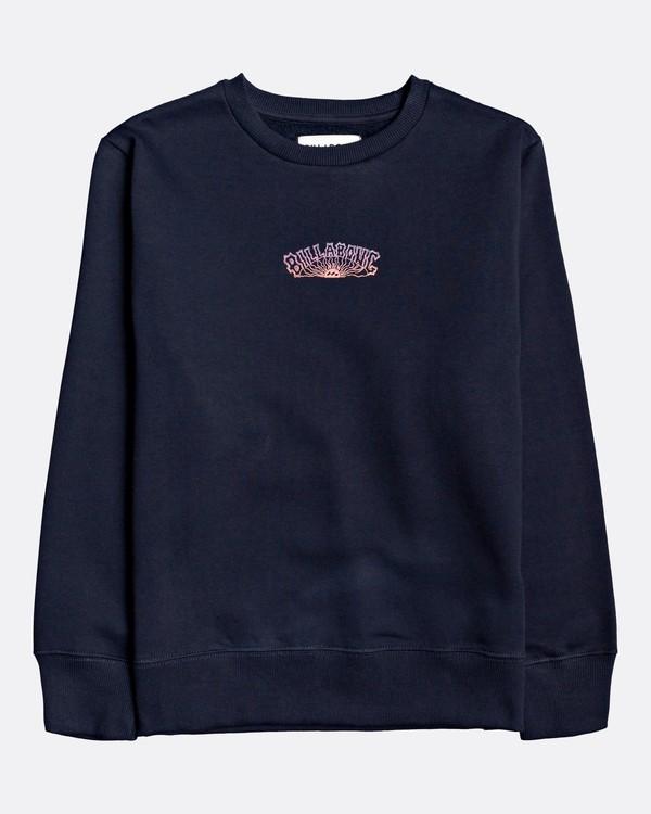 0 Okapi - Sweatshirt for Boys Blue U2CR02BIF0 Billabong