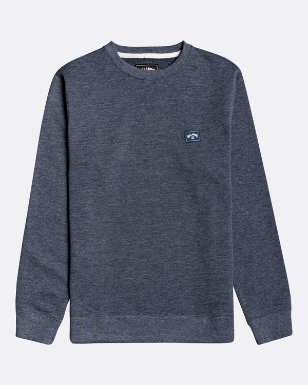 0 All Day - Sudadera para Chicos Azul U2FL01BIF0 Billabong