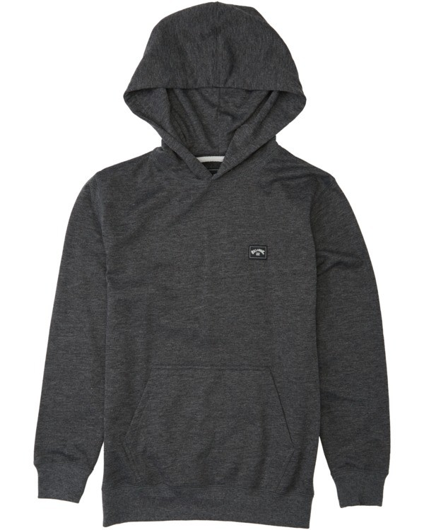 0 All Day - Hoodie for Boys Black U2FL04BIF0 Billabong