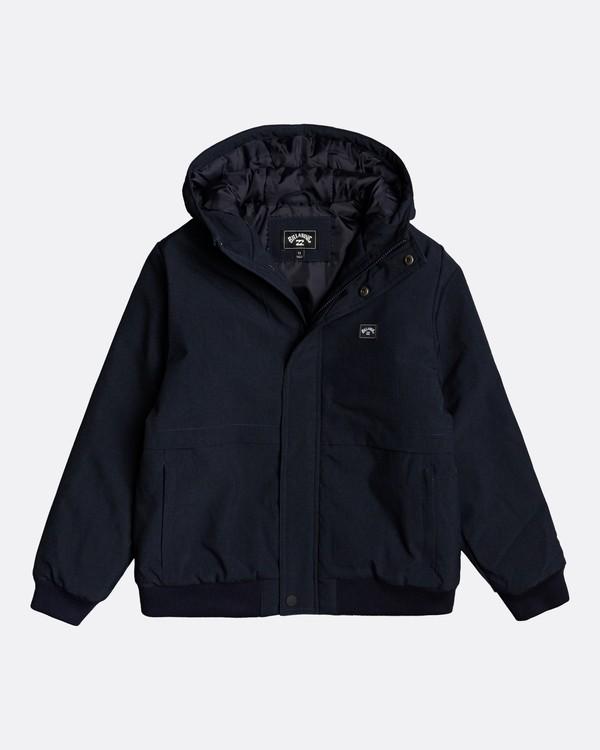 0 All Day - 10K Waterproof Jacket for Boys Blue U2JK04BIF0 Billabong