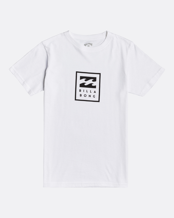 0 Unity - Camiseta para Chicos Blanco U2SS05BIF0 Billabong