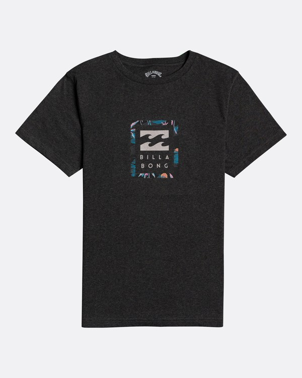 0 Unity - T-Shirt for Boys Black U2SS06BIF0 Billabong