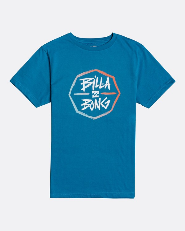 0 Octo - T-Shirt for Boys Blue U2SS11BIF0 Billabong