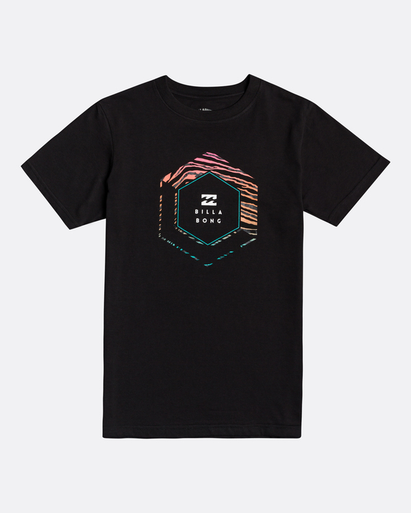 0 Access - T-Shirt für Jungen Schwarz U2SS14BIF0 Billabong