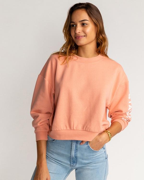 0 Be Mindful - Sweatshirt für Frauen  U3CR03BIF0 Billabong
