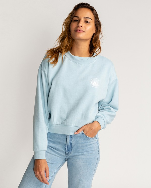0 Be Mindful - Sweatshirt für Frauen  U3CR03BIF0 Billabong