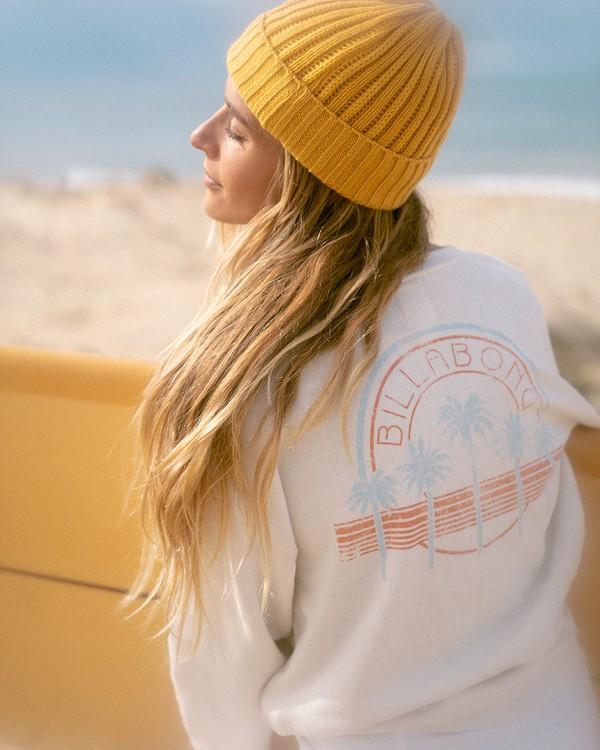 0 Souvenir - Sweatshirt für Frauen Beige U3CR08BIF0 Billabong
