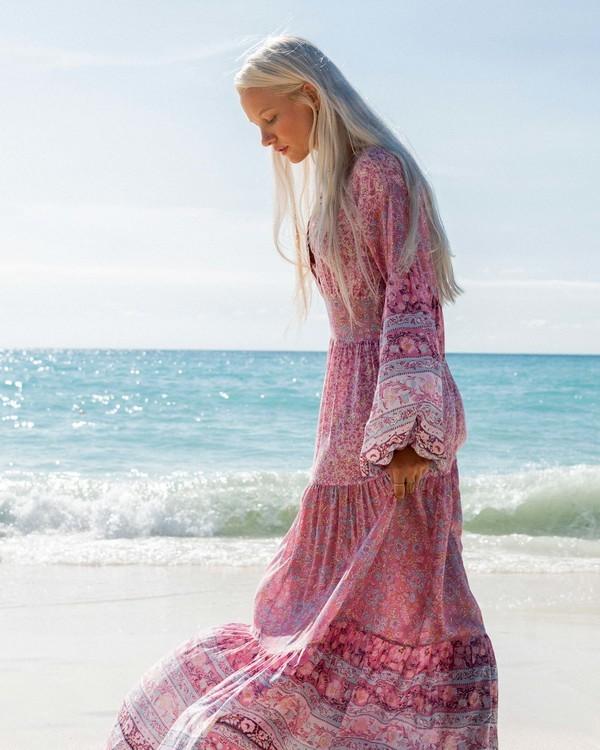 0 Cosmos - Dress for Women Multicolor U3DR02BIF0 Billabong