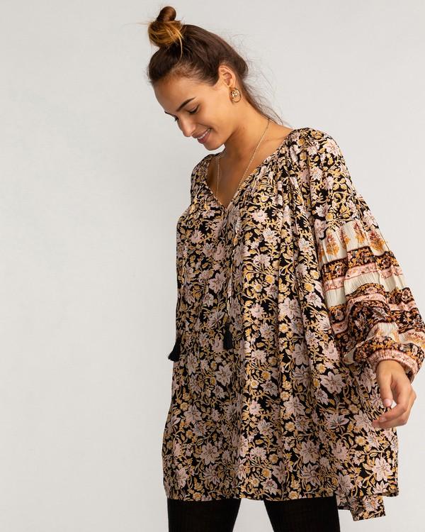 0 Gypset - Kleid für Frauen Schwarz U3DR12BIF0 Billabong