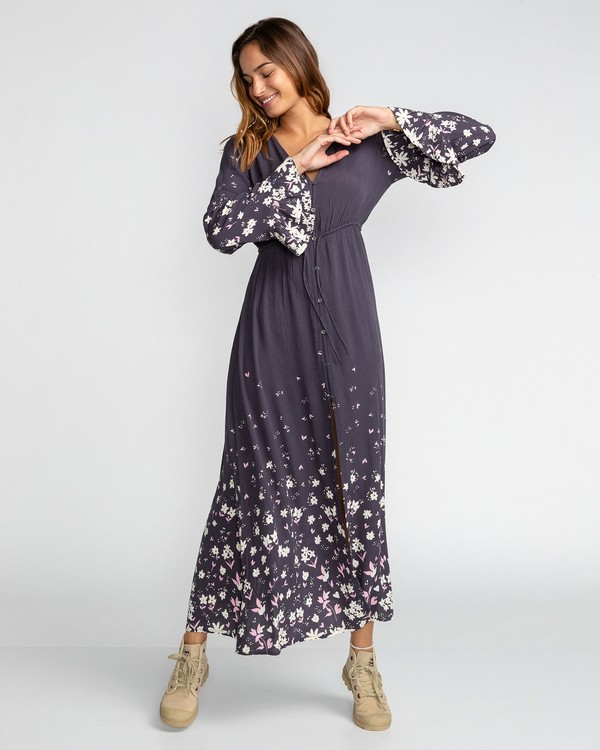 0 Valleta - Kleid für Frauen Schwarz U3DR13BIF0 Billabong
