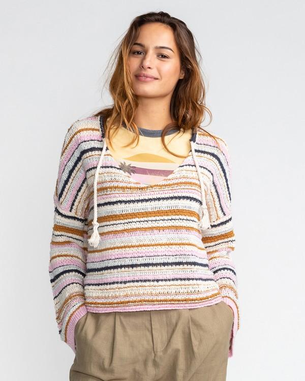 0 Cozy - Jersey para Mujer Multicolor U3JP20BIF0 Billabong