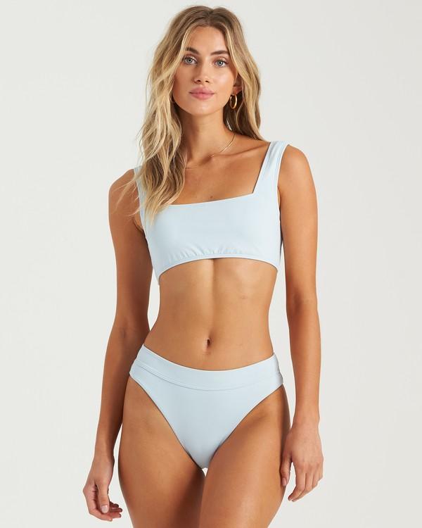 0 Sol Searcher Maui - Bikini Bottoms for Women Blue U3SB16BIF0 Billabong