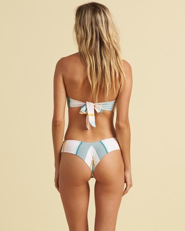 0 Salty Blonde Feelin Salty Fiji - Bikini Bottoms for Women Multicolor U3SB32BIF0 Billabong