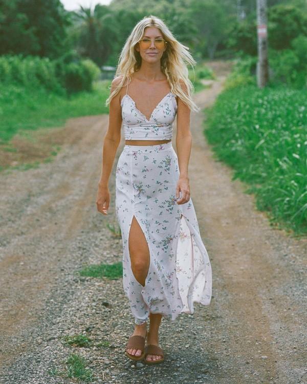 0 Salty Blonde Peachy Keen - Maxi Skirt for Women  U3SK30BIF0 Billabong