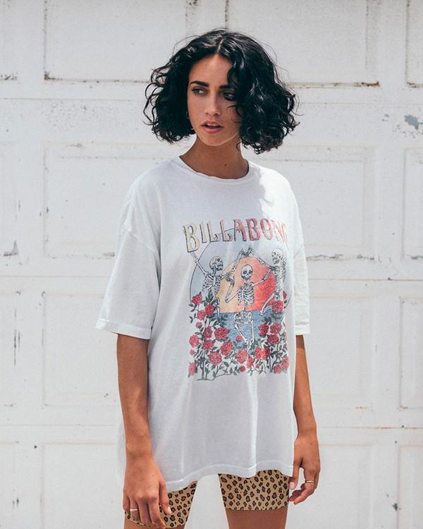 0 Morning Sun - T-Shirt für Frauen Beige U3SS27BIF0 Billabong