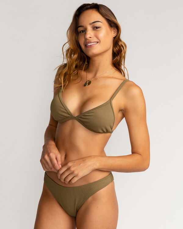 0 Sand Dunes - Tri Bikini Top for Women Grün U3ST06BIF0 Billabong