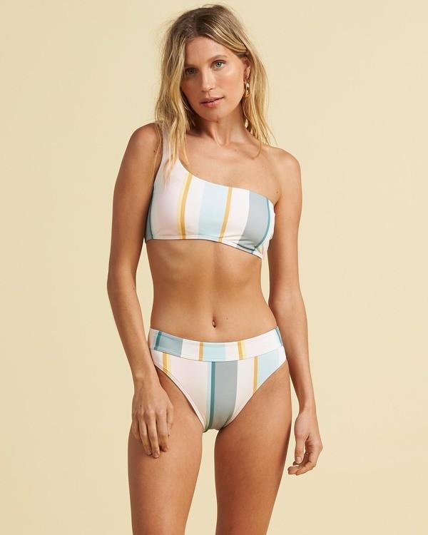 0 Salty Blonde Feelin Salty - Bikinioberteil für Frauen Mehrfarbig U3ST33BIF0 Billabong