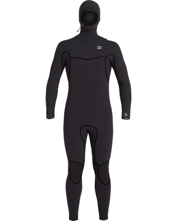 0 Furnace Carbon 5/4mm - Neoprenanzug mit Kapuze für Männer Schwarz U45M52BIF0 Billabong