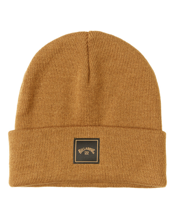 0 Stacked - Gorro para Hombre Marron U5BN27BIF0 Billabong