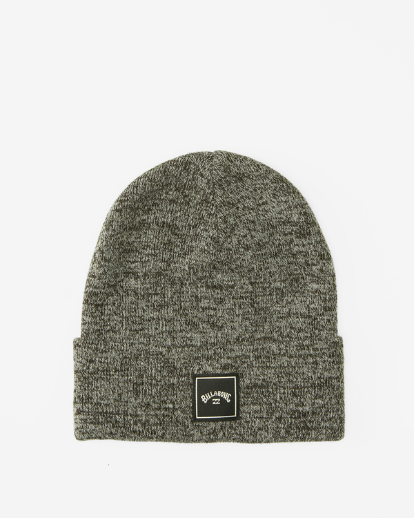 0 Stacked Heather - Beanie for Men Black U5BN28BIF0 Billabong