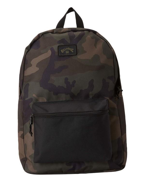 0 All Day - Backpack for Men Camo U5BP01BIF0 Billabong