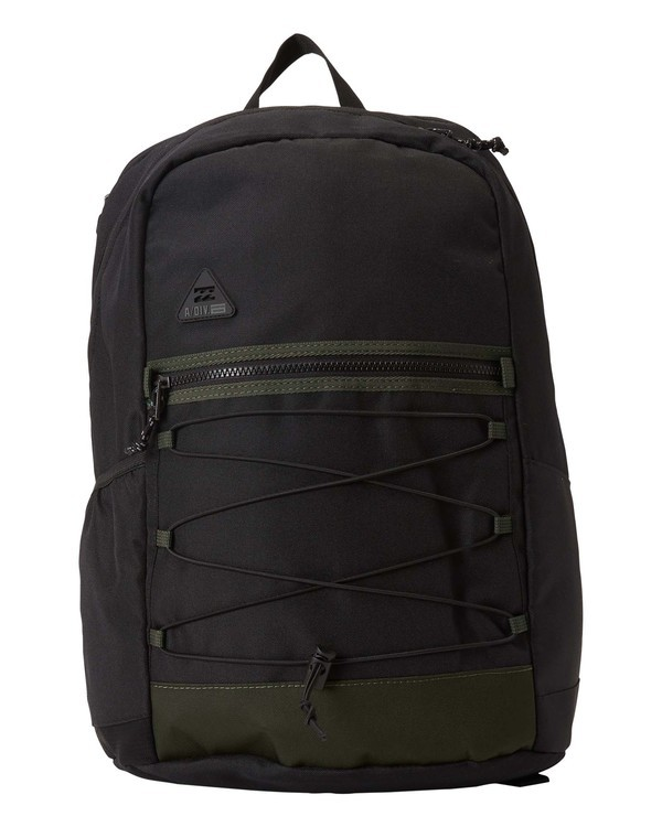 0 Adventure Division Collection Axis Day Pack - Backpack for Men Black U5BP05BIF0 Billabong