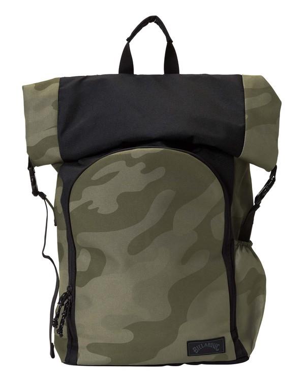 0 Adventure Division Collection Venture Pack - Backpack for Men Camo U5BP10BIF0 Billabong