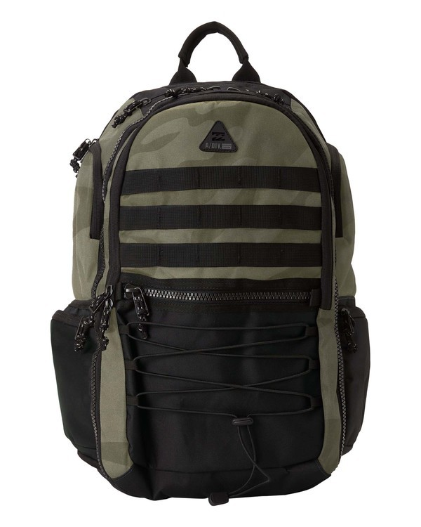 0 Adventure Division Collection Combat Pack - Backpack for Men Camo U5BP14BIF0 Billabong