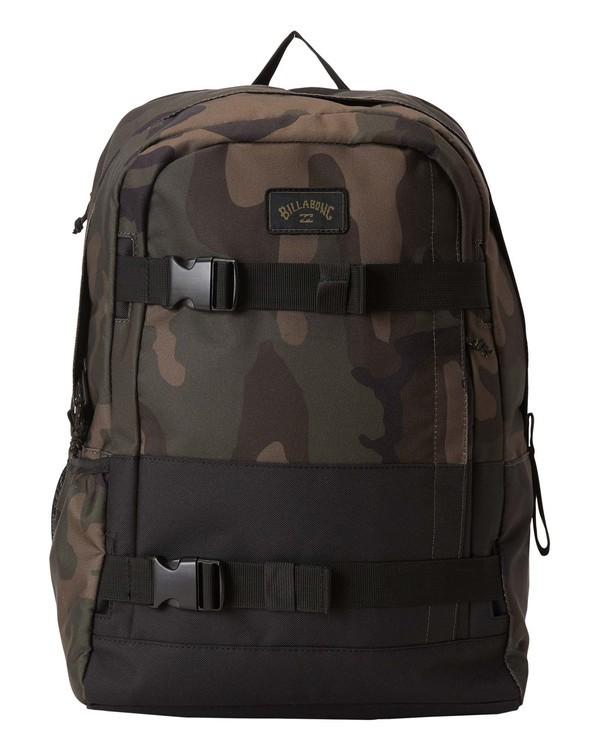 0 Command Skate - Backpack for Men Camo U5BP16BIF0 Billabong