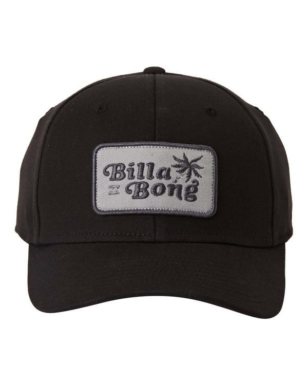 0 Walled Stretch - Stretch Cap for Men Black U5CF03BIF0 Billabong