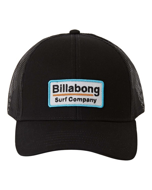 0 Walled - Trucker Cap for Men Black U5CT08BIF0 Billabong