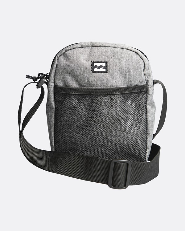 0 Boulevard - Satchel for Men Grey U5SA01BIF0 Billabong