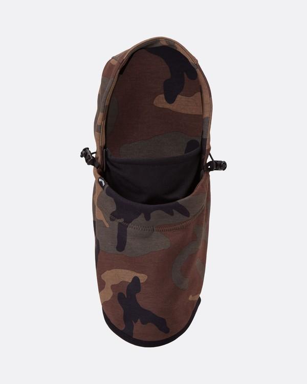 0 Hunter - Water-Resistant Hood for Men  U6BC02BIF0 Billabong