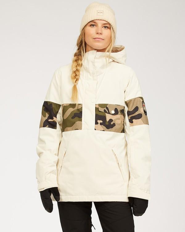0 Day Break - Jacke für Frauen Gemustert U6JF26BIF0 Billabong