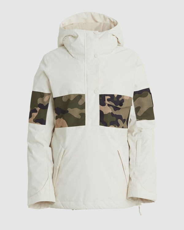 0 Day Break Jacket Camo U6JF26S Billabong