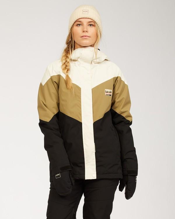 0 Good Life - Jacke für Frauen Schwarz U6JF27BIF0 Billabong