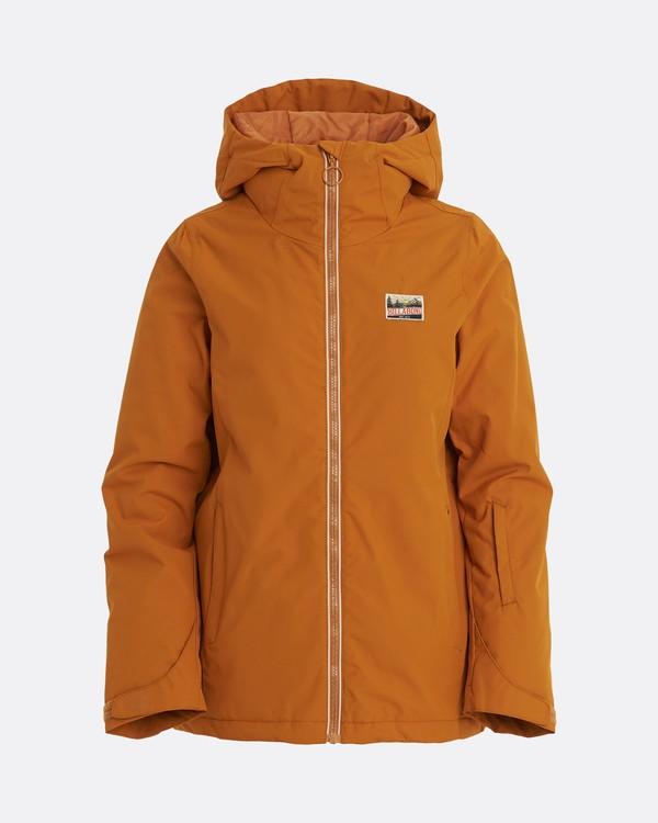 0 Sula - Jacke für Frauen Braun U6JF29BIF0 Billabong
