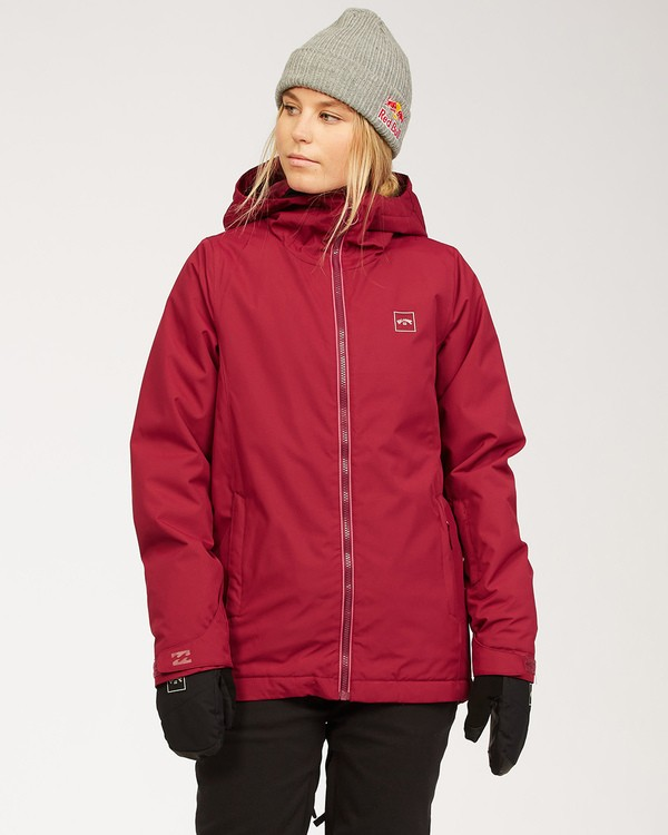 0 Sula - Jacke für Frauen Rot U6JF29BIF0 Billabong